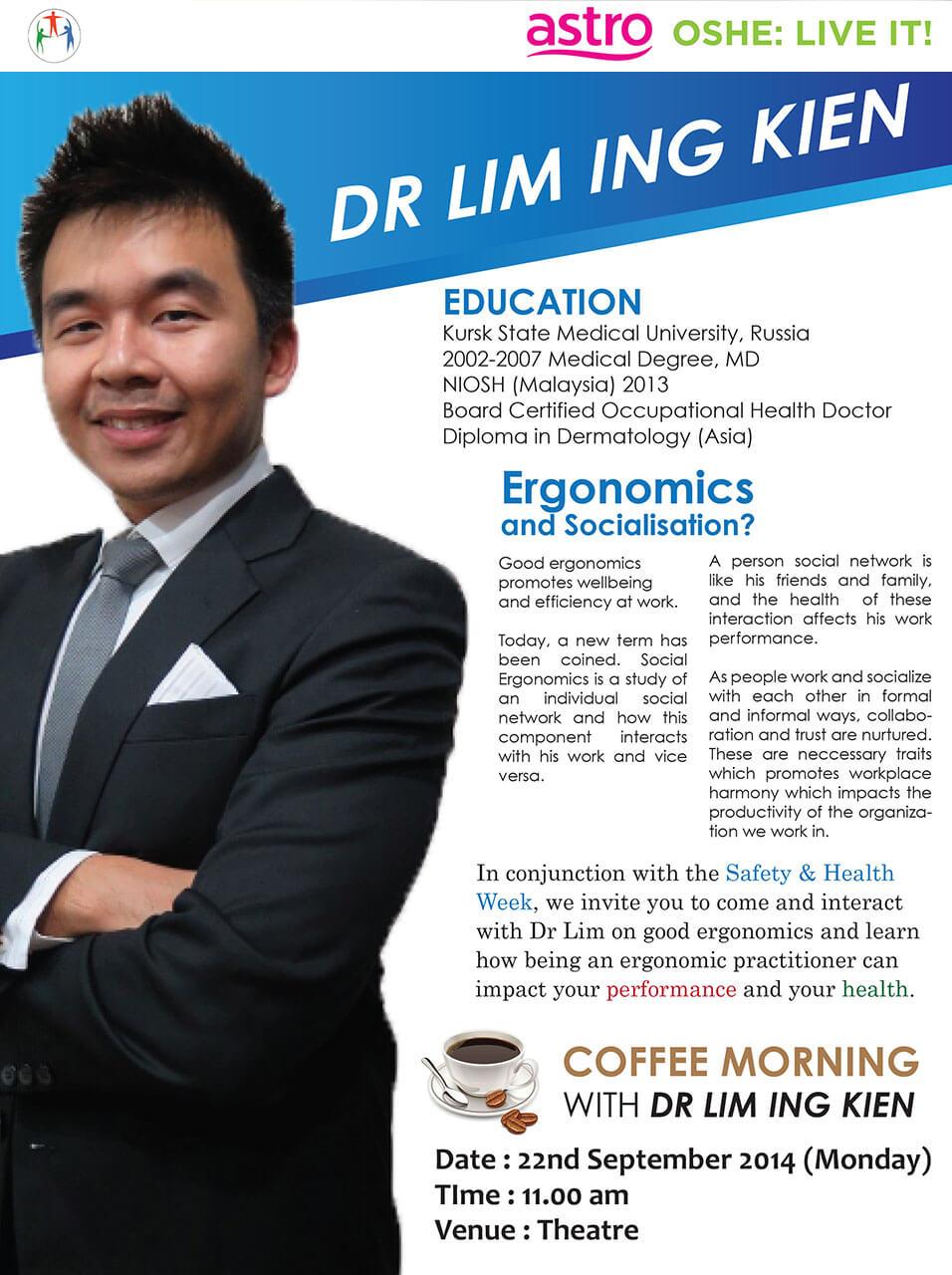 Poster - DR LIM